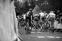 Fleche Wallonne 2012..very steep Mur de Huy (up to 17%).