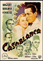 Of all the posters in all the world...Casablanca sells for £363,000.