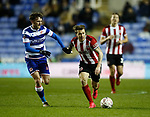 Luke Freeman of Sheffield Utd during the FA Cup match at the Madejski Stadium, Reading. Picture date: 3rd March 2020. Picture credit should read: Simon Bellis/Sportimage