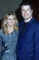 Olivia Newton-John, John Travolta,1993 , Photo By Michael Ferguson/PHOTOlink
