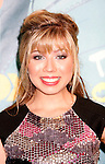 UNIVERSAL CITY, CA. - August 09: Actress Jennette McCurdy poses in the press room during the Teen Choice Awards 2009 held at the Gibson Amphitheatre on August 9, 2009 in Universal City, California.
