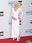 LOS ANGELES, CA - NOVEMBER 24: Christina Aguilera arrives at   The 2013 American Music Awards held at Nokia Live in Los Angeles, California on November 24,2013                                                                               © 2013 Hollywood Press Agency