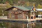 White River Bass Pro Shop Floating Pier Dock Branson Missouri