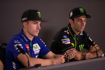 MAVERICK VINALES - SPANISH - MOVISTAR YAMAHA MotoGP - YAMAHA<br /> JOHANN ZARCO - FRENCH - MONSTER YAMAHA TECH 3 - YAMAHA