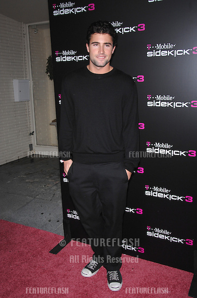BRODY JENNER at party in Beverly Hills to launch the new limited edition T-Mobile Sidekick 3 designs..October 12, 2006  Los Angeles, CA.Picture: Paul Smith / Featureflash
