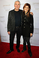 BEVERLY HILLS - DEC 2: David Stevens, Monica Stevens at the Jameson Animal Rescue Ranch Presents NapaWood - A Benefit For The Animals Of Napa Valley at a Private Residence on December 2, 2017 in Beverly Hills, California