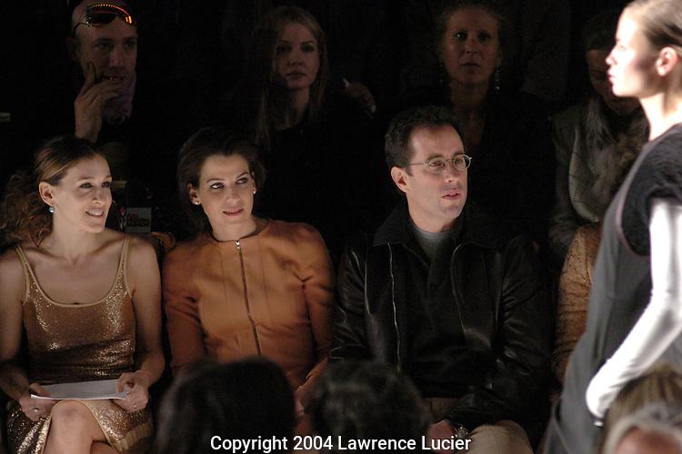 Sarah Jessica Parker, Jessica Seinfeld, Jerry Seinfeld