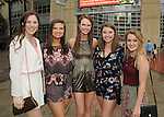 Ellie Goulding fans outside Toyota Center Saturday May 21,2016(Dave Rossman Photo)