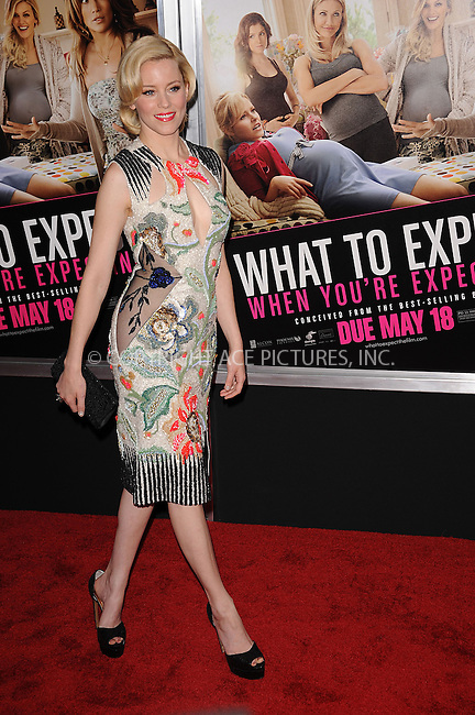 WWW.ACEPIXS.COM . . . . . .May 8, 2012...New York City...Elizabeth Banks attending the 'What To Expect When You're Expecting' New York Screening at AMC Lincoln Square Theater on May 8, 2012  in New York City ....Please byline: KRISTIN CALLAHAN - ACEPIXS.COM.. . . . . . ..Ace Pictures, Inc: ..tel: (212) 243 8787 or (646) 769 0430..e-mail: info@acepixs.com..web: http://www.acepixs.com .