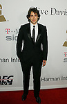 BEVERLY HILLS, CA. - February 07: Musician Josh Groban arrives at the 2009 GRAMMY Salute To Industry Icons honoring Clive Davis at the Beverly Hilton Hotel on February 7, 2009 in Beverly Hills, California.