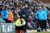 O's Justin Edinburgh during Leyton Orient vs Maidenhead United