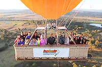 20160529 May 29 Hot Air Balloon Gold Coast