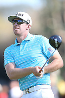 02/17/13 Pacific Palisades, CA: Hunter Mahan during  the Final Round of the Northern Trust Open held at Riviera Country Club.