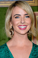 "LOS ANGELES, CA. October 04, 2018: Ashleigh Brewer at the Los Angeles premiere for ""My Dinner With Herve"" at Paramount Studios.<br /> Picture: Paul Smith/Featureflash"