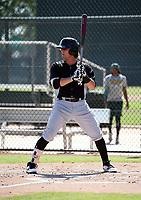Michael Hickman - 2018 AIL White Sox (Bill Mitchell)