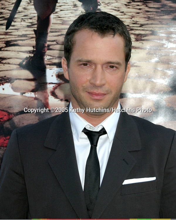 """James Purefoy.Premiere of HBO's Drama Series """"Rome"""".Wadsworth Theater.Westwood, CA.August 25, 2005.©2005 Kathy Hutchins / Hutchins Photo"""