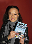 "One Life To Live Valarie Pettiford ""Sheila Price"" has participated in Jane Elissa's Leukemia Spring Benefits in the past and holds Jane Elissa's new book ""Diary Of A Lollipop in a Peanut Factory"". (Photo by Sue Coflin/Max Photos)"