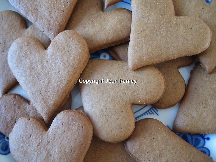 Swedish Pepparkakor Cookies
