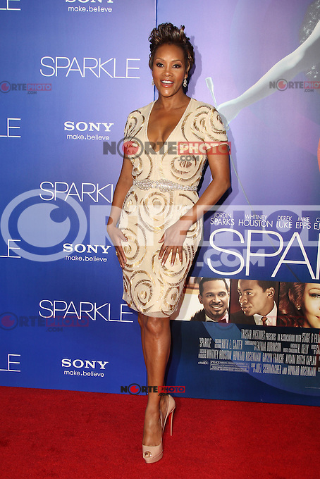 HOLLYWOOD, CA - AUGUST 16: Vivica A. Fox at the 'Sparkle' film premiere at Grauman's Chinese Theatre on August 16, 2012 in Hollywood, California. &copy;&nbsp;mpi26/MediaPunch Inc. /NortePhoto.com<br />