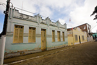 Salto da Divisa_MG, Brasil...casas em Salto da Divisa, Minas Gerais...The houses in Salto da Divisa, Minas Gerais...Foto: LEO DRUMOND / NITRO