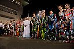 RACES<br /> 1 minute silence<br /> PHOTOCALL3000