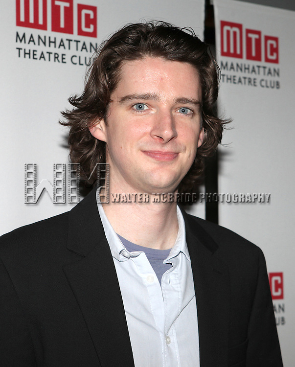 Will Rogers attending the Opening Night Party for the Manhattan Theatre Club's 'Golden Age' at Beacon Restaurant in New York City on December 4, 2012.
