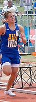 Ava senior Kyle Clingkingbeard runs to a 5th place finish in 50.39 in the Class 3 400 meter dash.