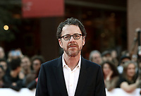 Il regista statunitense Ethan Coen posa sul red carpet della 14^ Festa del Cinema di Roma all'Aufditorium Parco della Musica di Roma, 17 ottobre 2019.<br /> U.S director Ethan Coen poses on the red carpet during the 14^ Rome Film Fest at Rome's Auditorium, on 17 october 2019.<br /> UPDATE IMAGES PRESS/Isabella Bonotto