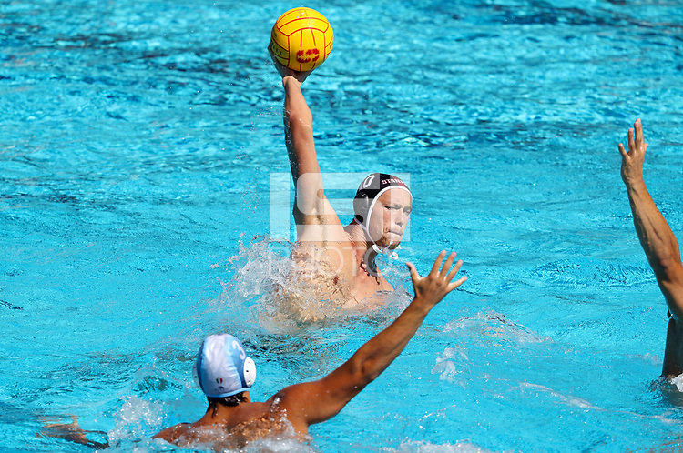 Stanford, CA; September 14, 2019; Men's Water Polo, Stanford vs Pro Recco.