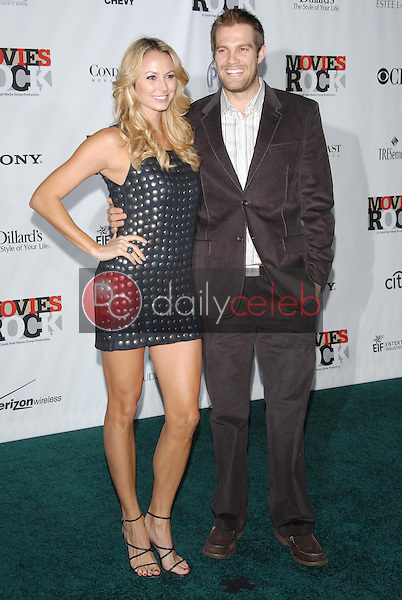 Stacey Keibler and guest<br />at 'Movies Rock' A Celebration Of Music In Film, Kodak Theatre, Hollywood, CA. 12-02-07<br />Dave Edwards/DailyCeleb.com 818-249-4998
