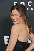Kathryn Hahn at the Los Angeles premiere of her movie &quot;Bad Words&quot; at the Cinerama Dome, Hollywood.<br /> March 5, 2014  Los Angeles, CA<br /> Picture: Paul Smith / Featureflash
