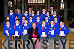 Pat Costello's Class of CBS Clounanour who on Friday were confirmed by the Bishop of Kerry in St John's Church, Tralee. .