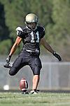 Palos Verdes, CA 09/10/09 - Brandon Canky (#11)