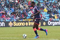 SIMY NWANKWO<br /> <br /> Ferrara 01-10-2017 Stadio Paolo Mazza Football Calcio Serie A 2017/2018 Spal - Crotone Foto Filippo Rubin/Insidefoto