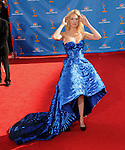 January Jones at The 62nd Anual Primetime Emmy Awards held at Nokia Theatre L.A. Live in Los Angeles, California on August 29,2010                                                                   Copyright 2010  DVS / RockinExposures