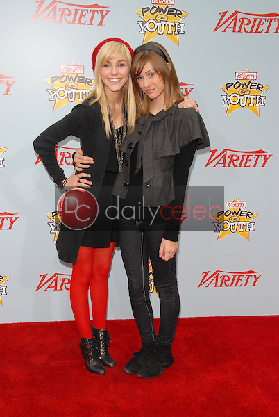 Savvy and Mandy<br />