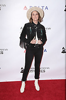 08 February 2019 - Los Angeles California - Brandi Carlile. MusiCares Person Of The Year Honoring Dolly Parton held at Los Angeles Convention Center. Photo Credit: PMA/AdMedia