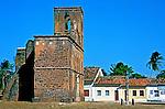 Cidade histórica de Alcântara, Maranhão. 2000. Foto de Juca Martins.