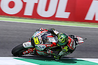 Cal Crutchlow of UK and LCR Honda during the MotoGP Italy Grand Prix 2017 at Autodromo del Mugello, Florence, Italy on 4th June 2017. Photo by Danilo D'Auria.<br /> <br /> Danilo D'Auria/UK Sports Pics Ltd/Alterphotos /NortePhoto.com