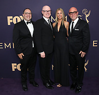 LOS ANGELES - SEPTEMBER 22: Dawn Olmstead and guests attends the 71st Primetime Emmy Awards at the Microsoft Theatre on September 22, 2019 in Los Angeles, California. (Photo by Brian To/Fox/PictureGroup)