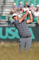 Brooks Koepka (USA) tees off on the 17th hole during the 118th U.S. Open Championship at Shinnecock Hills Golf Club in Southampton, NY, USA. 17th June 2018.<br /> Picture: Golffile | Brian Spurlock<br /> <br /> <br /> All photo usage must carry mandatory copyright credit (&copy; Golffile | Brian Spurlock)