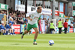 Italia 90 Legends Charity Game at United Park, Drogheda...(Photo credit should read Jenny Matthews www.newsfile.ie)....This Picture has been sent you under the conditions enclosed by:.Newsfile Ltd..The Studio,.Millmount Abbey,.Drogheda,.Co Meath..Ireland..Tel: +353(0)41-9871240.Fax: +353(0)41-9871260.GSM: +353(0)86-2500958.email: pictures@newsfile.ie.www.newsfile.ie.