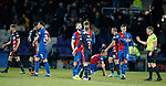 11.02.2019: Ross County v Inverness CT: Inverness dejection at FT