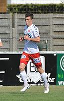 Oefenmatch KSK GELUWE - KV KORTRIJK :<br /> Jarne Jodts (KV KOrtrijk)<br /> <br /> Foto VDB / Bart Vandenbroucke