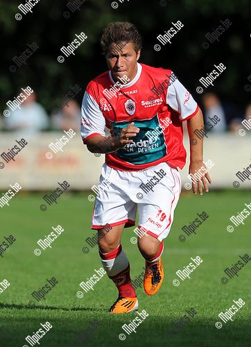 2011-07-09 / Voetbal / seizoen 2011-2012 / R. Antwerp FC / Yens Peeters ..Foto: mpics