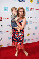 Christie Lynn Smith<br /> at the 3rd Annual Red CARpet Safety, Skirball Cultural Center, Los Angeles, CA 09-28-14<br /> David Edwards/Dailyceleb.com 818-249-4998