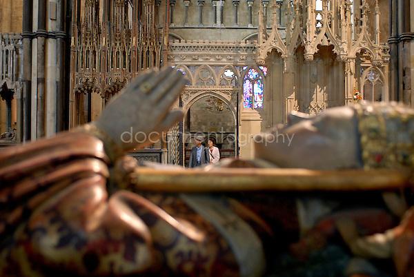 June 2008, Canterbury, Uk..