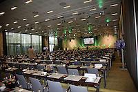 Plenarsaal des DFB-Bundestags