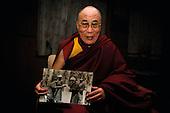 La fuite du  Dalai Lama en Inde / The escape of the Dalai Lama in India
