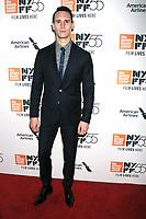 Cory Michael Smith bei der Premiere von 'Wonderstruck' auf dem 55. New York Film Festival in der Alice Tully Hall. New York, 07.10.2017